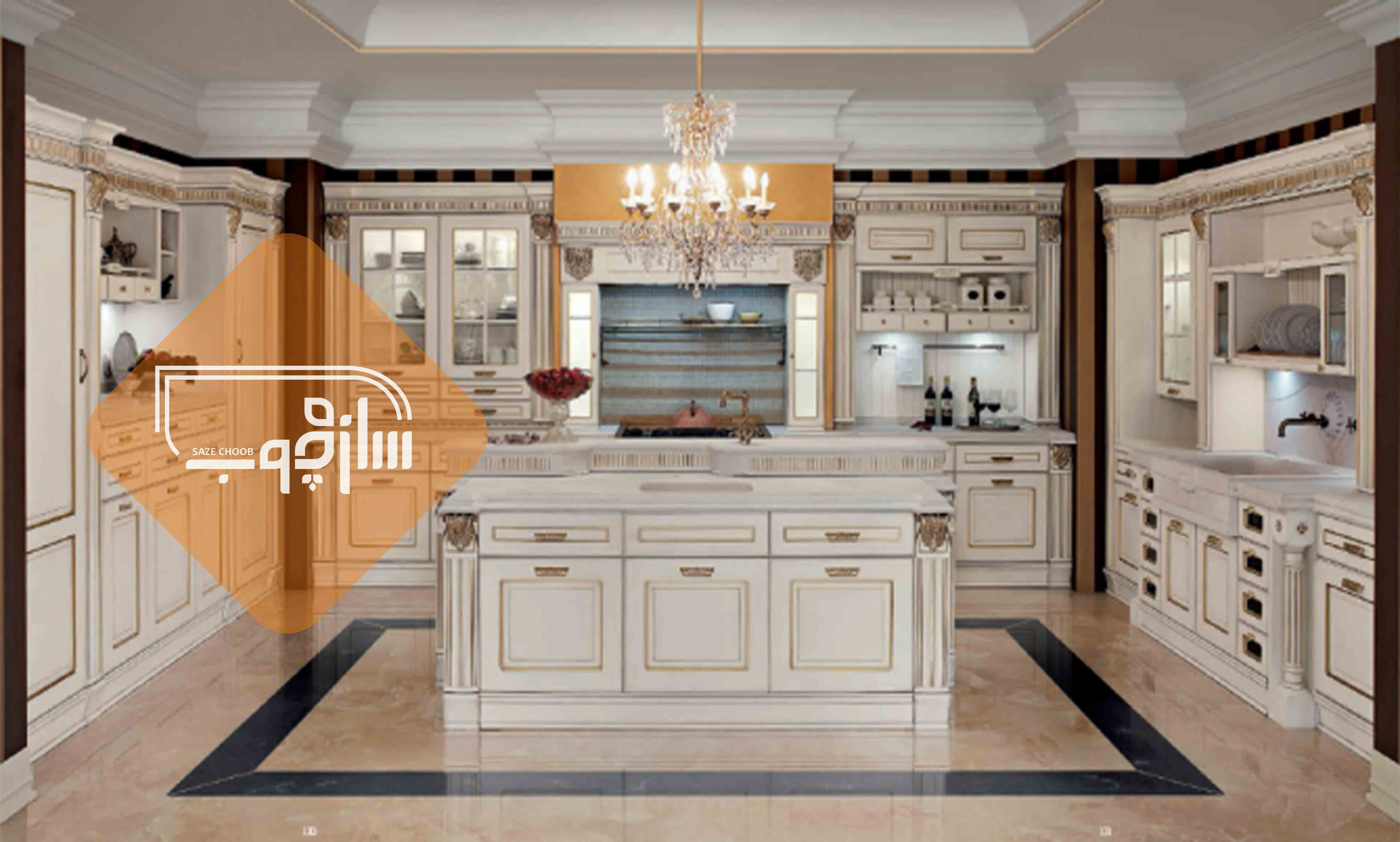 Classic Cabinets. کابینت کلاسیک ...