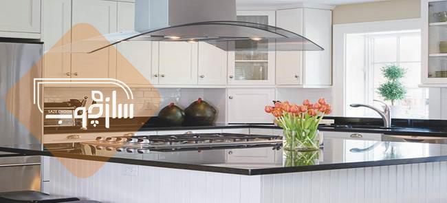 هود آشپزخانه شومینه ای