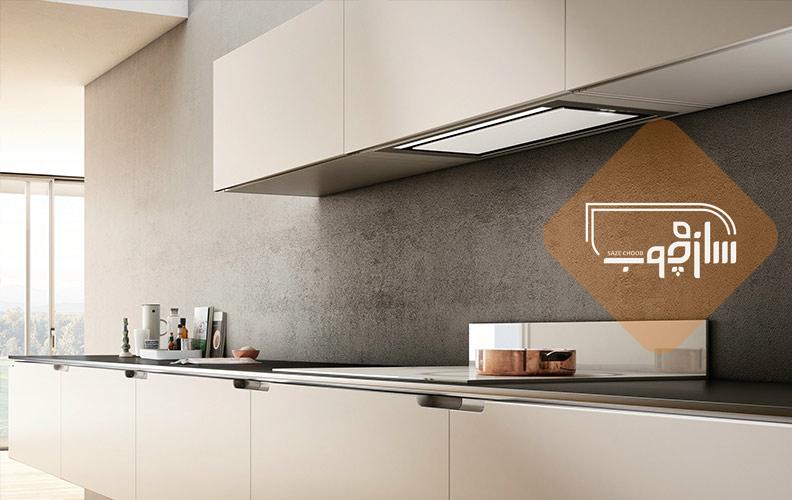 هود آشپزخانه آشپزخانه مخفی